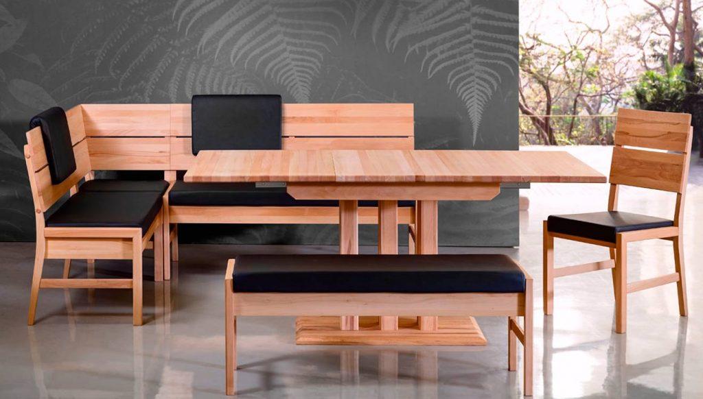 Обеденный стол Готланд