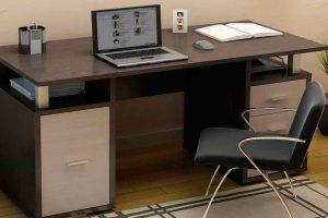 Стол компьютерный для ноутбука и принтера
