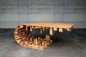 Дизайнерский журнальный столик