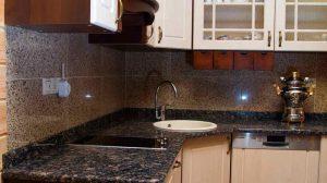 Гранитная столешница для вашей кухни