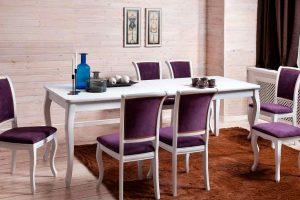 Кухонный стол в различных стилях