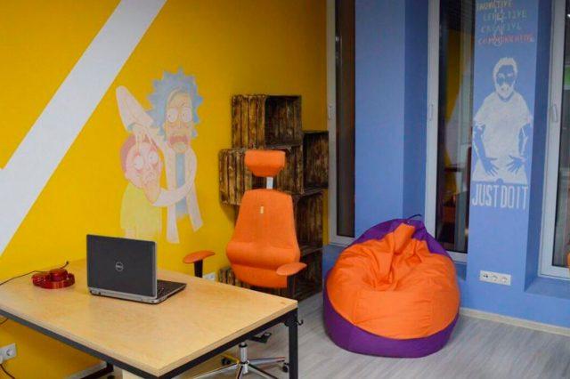 Кресло офисное ортопедическое
