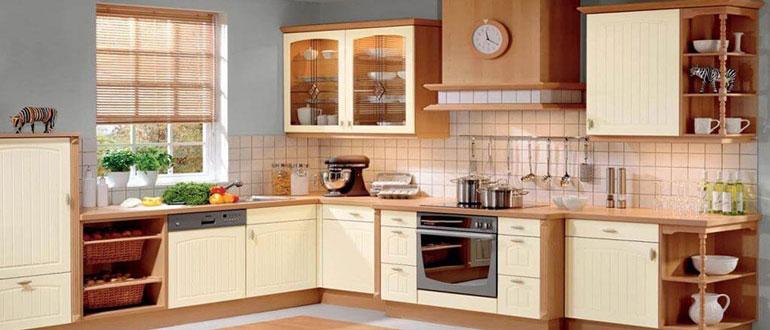 Чертежи кухонных шкафов